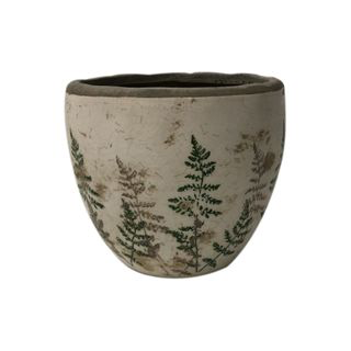 Green Ferns Planter