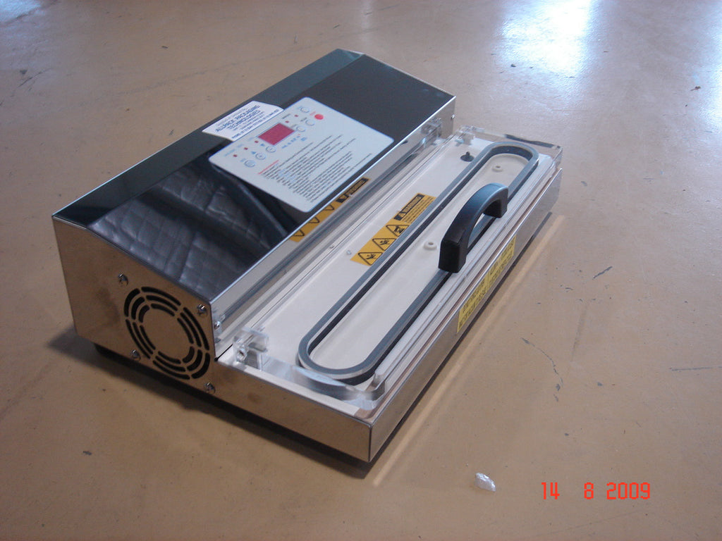 Wu-Hsing WVM-405 - 400mm Sealing Length - Packaging Machines - Allpack - Packaging - Technologies