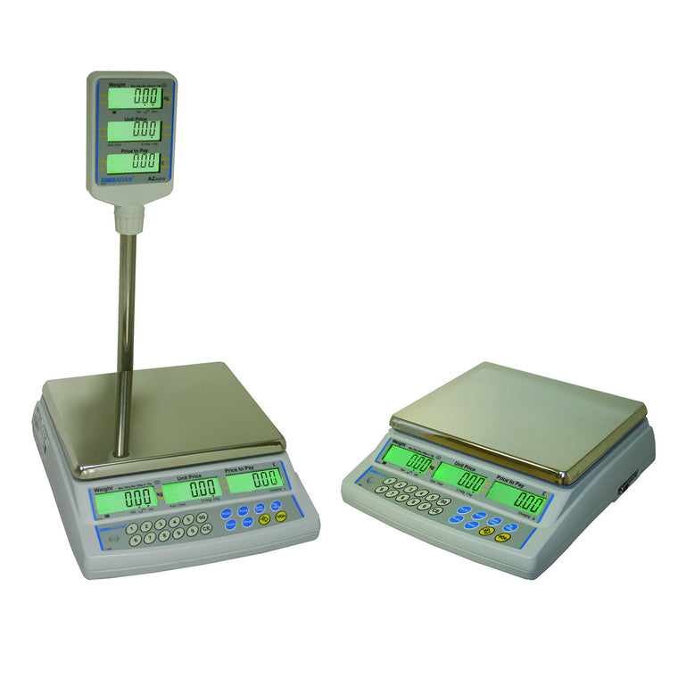 ADAM AZextra Price Computing Retail Scales - Packaging Machines - Allpack - Packaging - Technologies