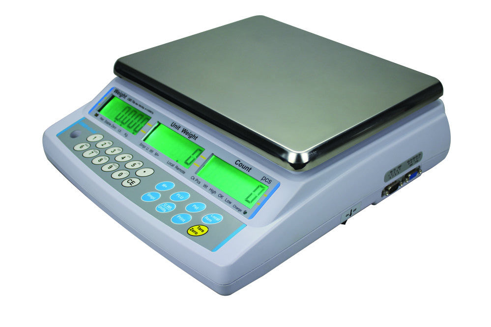 ADAM CBC & CBC-M Bench Counting Scales - Packaging Machines - Allpack - Packaging - Technologies