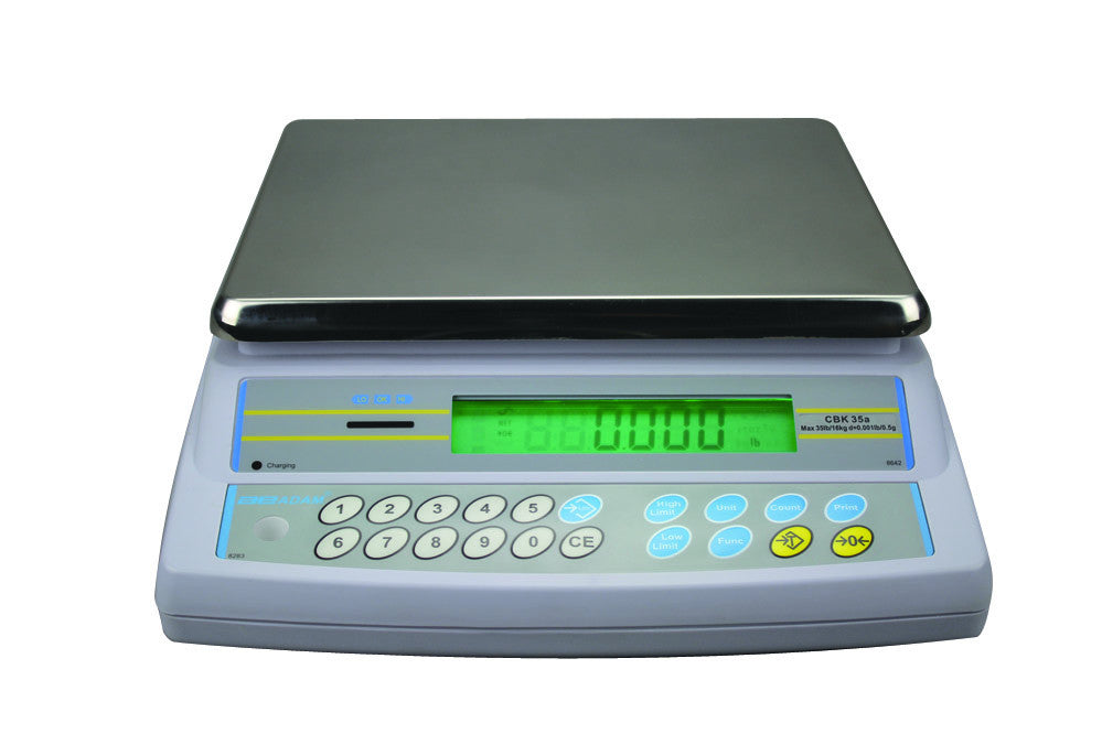 ADAM CBK Checkweighing Scales - Packaging Machines - Allpack - Packaging - Technologies