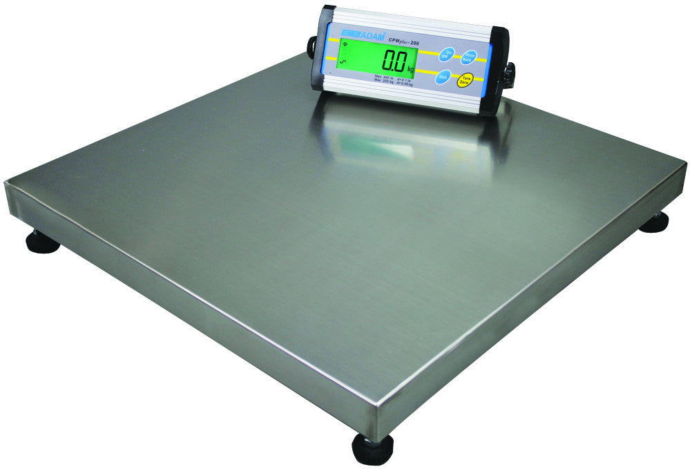 ADAM CPWplus M Weighing Scales - Packaging Machines - Allpack - Packaging - Technologies