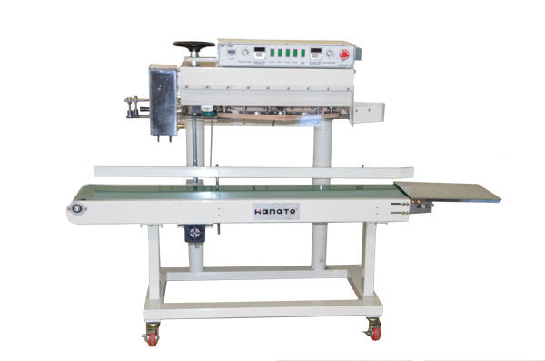 HANATO EX-720P Vertical Band Sealer - Continuous Motion - Packaging Machines - Allpack - Packaging - Technologies