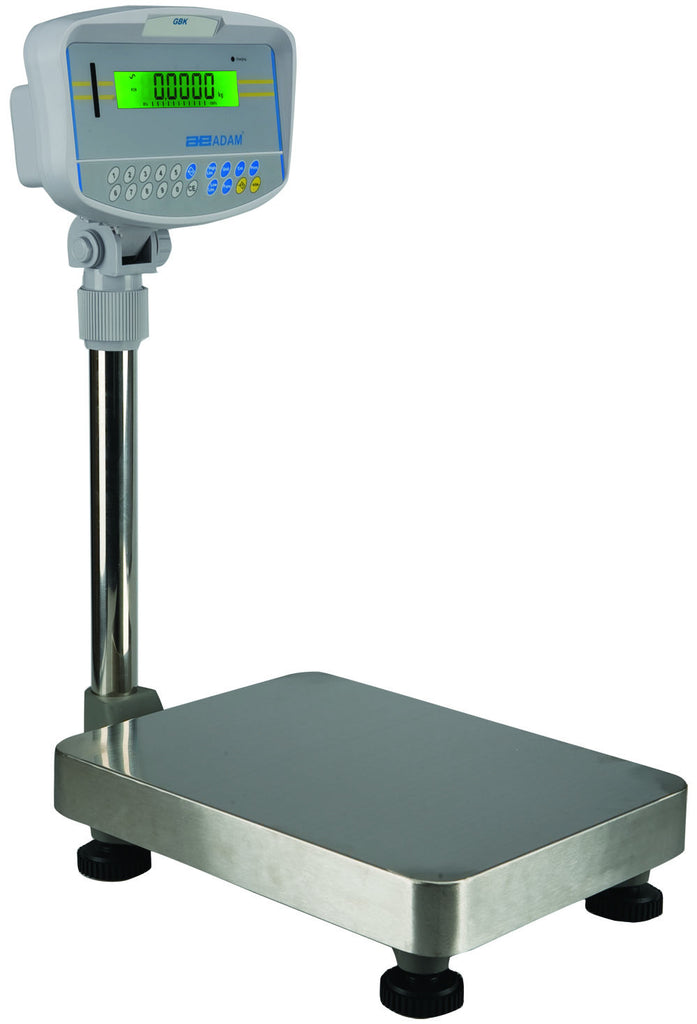 ADAM GBK Bench Checkweighing Scale - Packaging Machines - Allpack - Packaging - Technologies