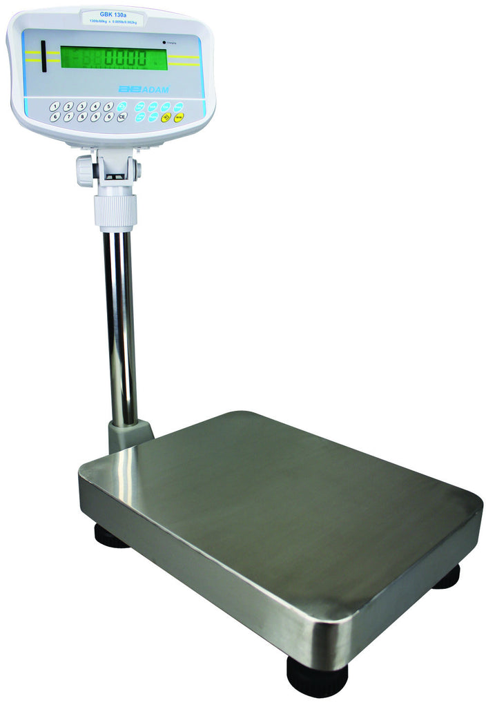 ADAM GBK-M Bench & Floor Series Checkweighing Scale (Trade Approved) - Packaging Machines - Allpack - Packaging - Technologies