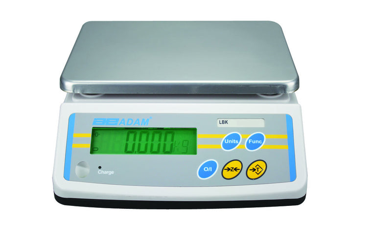ADAM LBK Weighing Scale - Packaging Machines - Allpack - Packaging - Technologies
