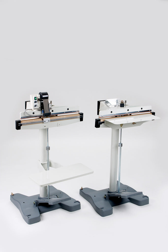 Foot Sealer - HANATO NI Series - Single Impulse - Packaging Machines - Allpack - Packaging - Technologies