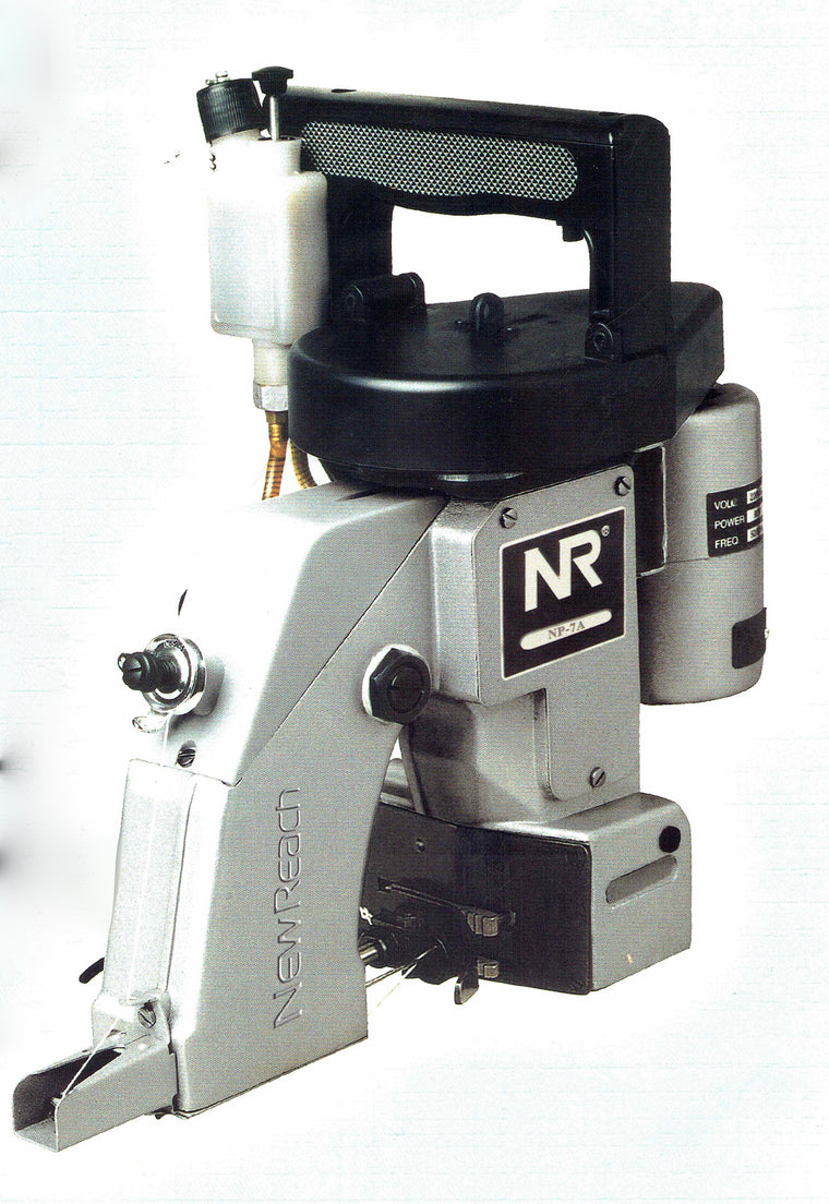 New Reach NP-7A Portable Bag Sewing Machine - Packaging Machines - Allpack - Packaging - Technologies