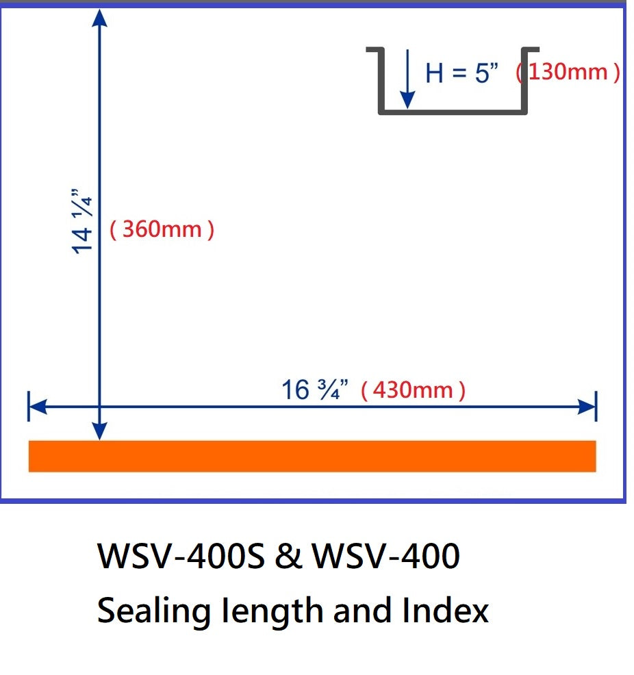 WELL SHENG - Model WSV-400 - Floor Style