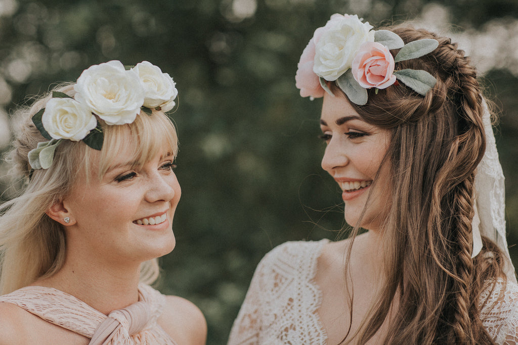 BOHO BEAUTY & PALLET PERFECTION - and so to wed - blog feature