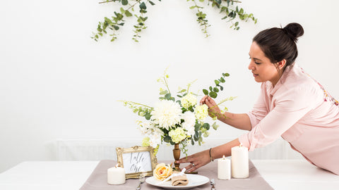 MY TOP 6 TIPS ON FLORISTRY - How to arrange flowers like a pro
