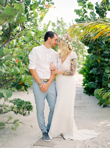 ST. LUCIA - An Elopement Wedding