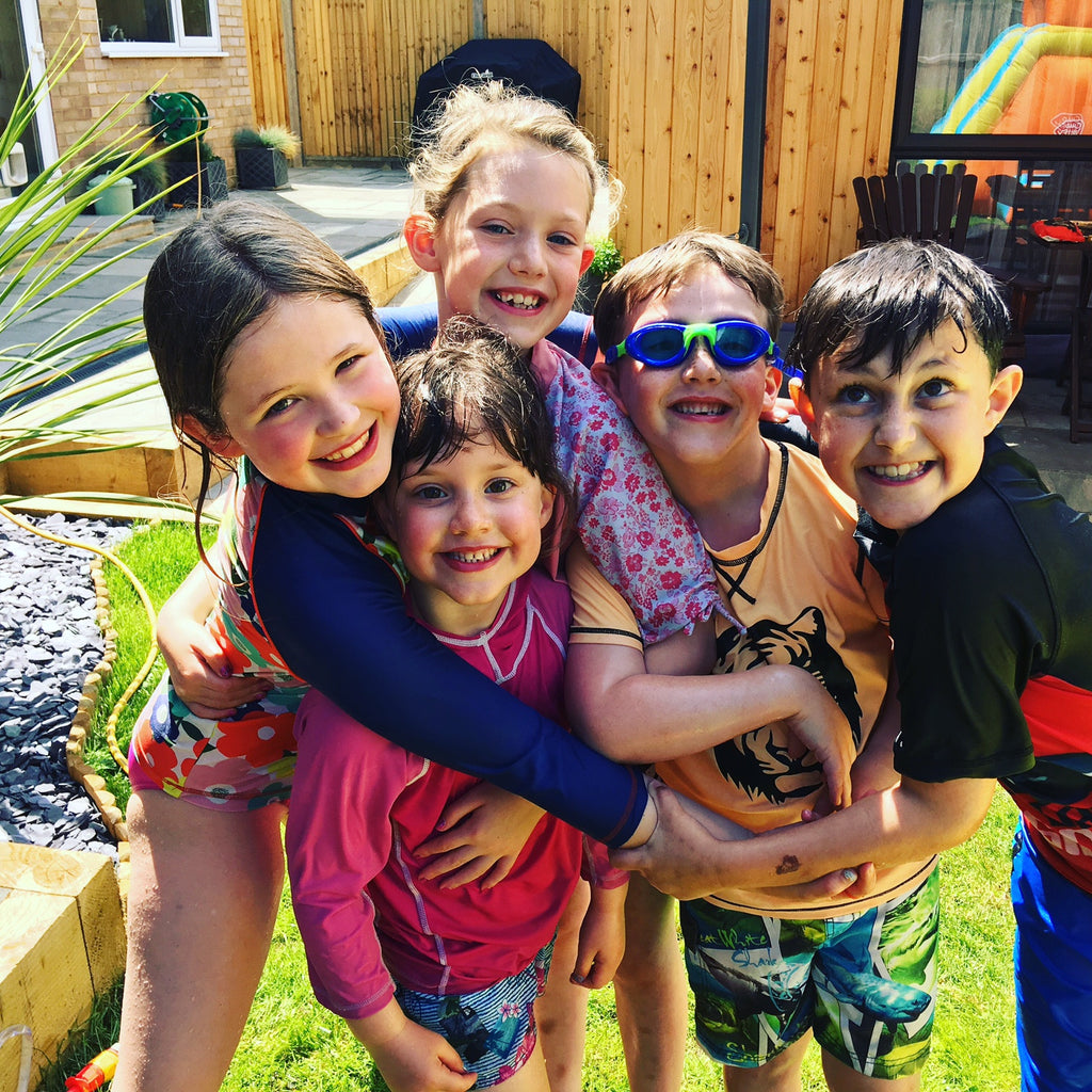 GUEST BLOG PART FIVE - Surviving the Summer Holidays with Anisa from Parenting Success