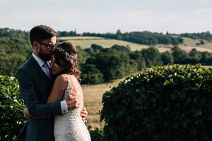 GEORGINA & ELIOT - Wood Hall Hotel Wedding