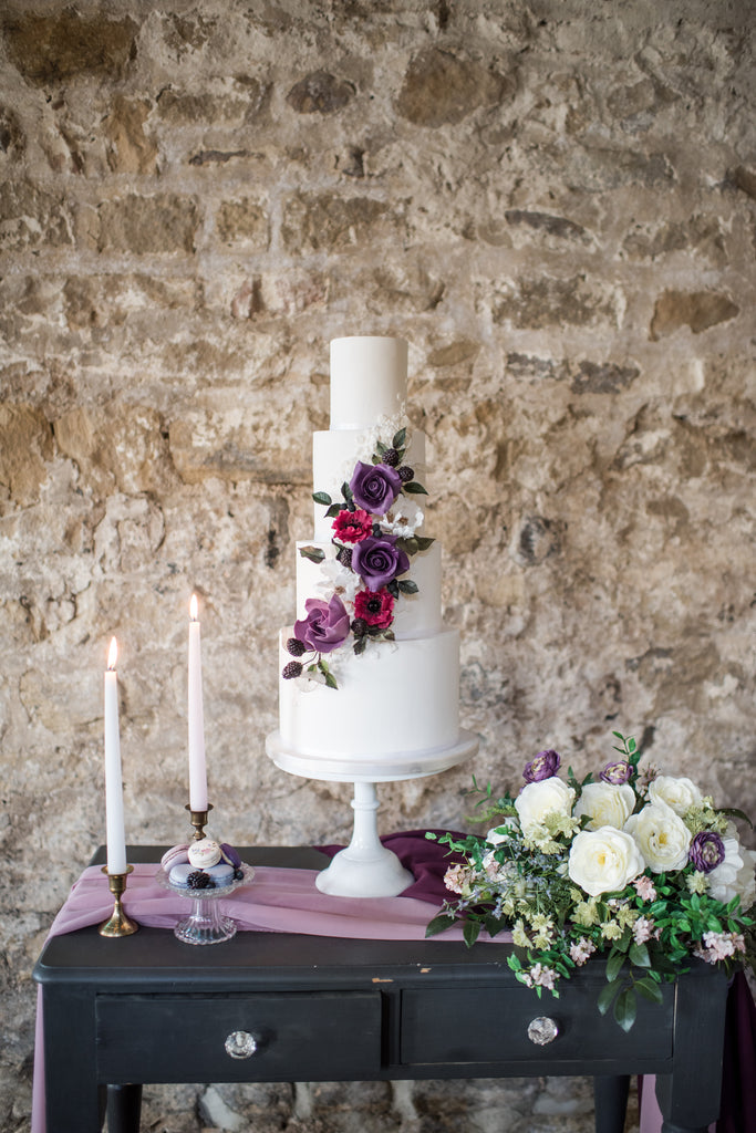 artificial flowers wharfedale grange yorkshire wedding ideas the bobby pin cake