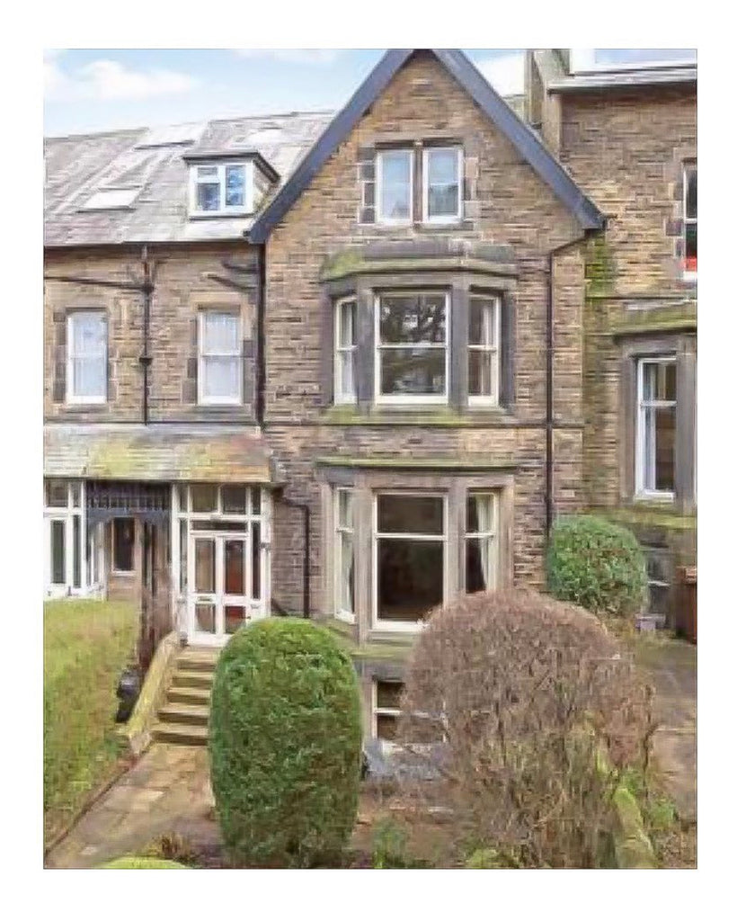 victorian house ilkley renovation townhouse bay window wall panelling