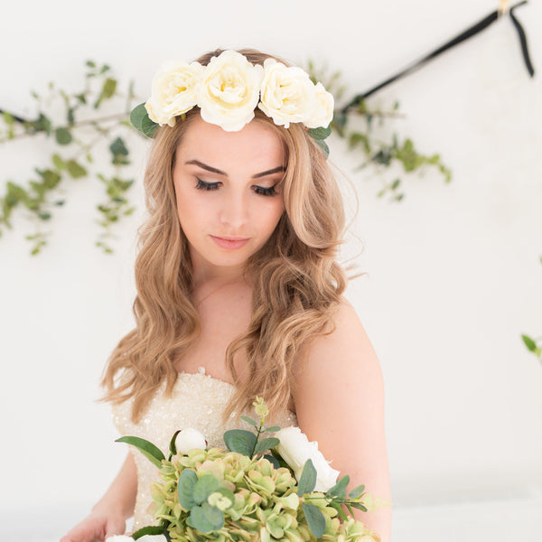wedding bride artificial flowers