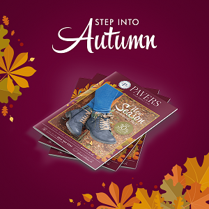 Step Into Autumn