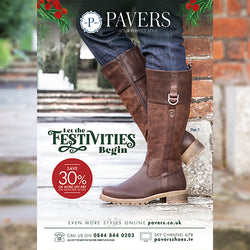 Pavers Christmas Catalogue