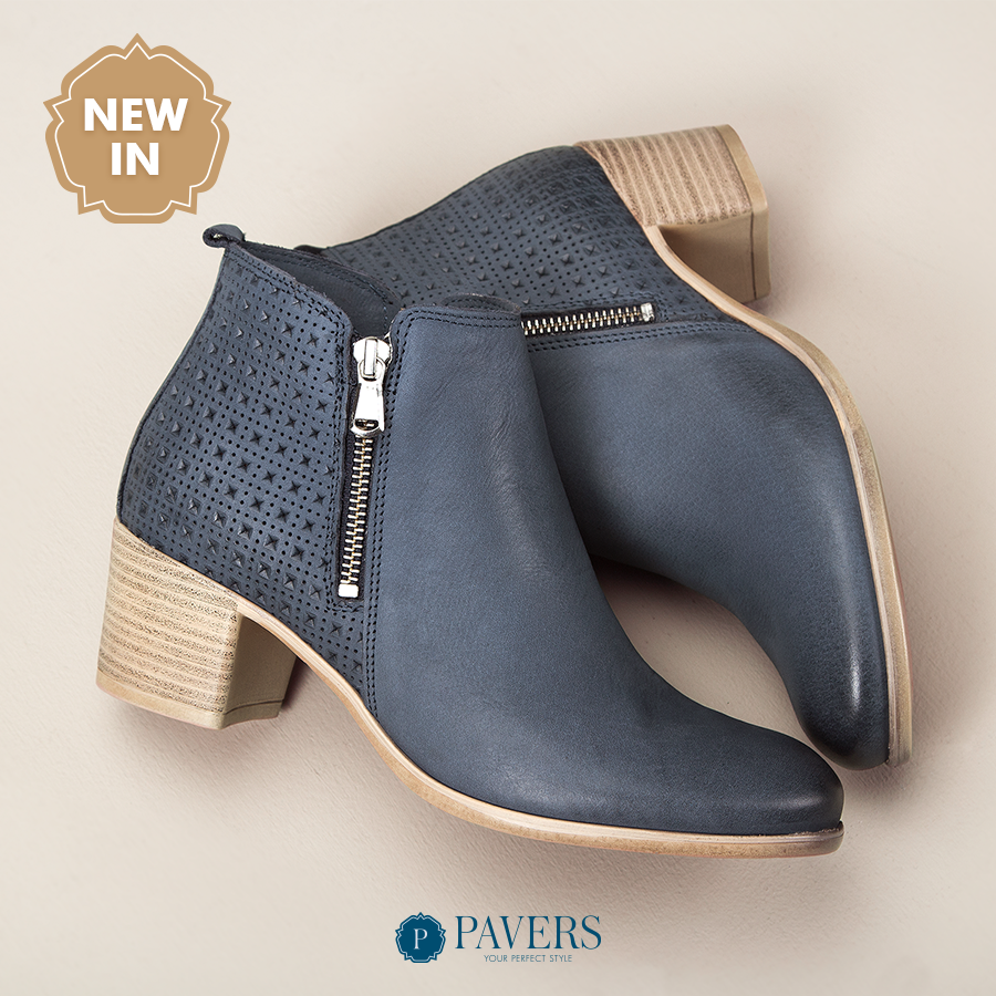 Spring into our perfect, transitional ankle boots!