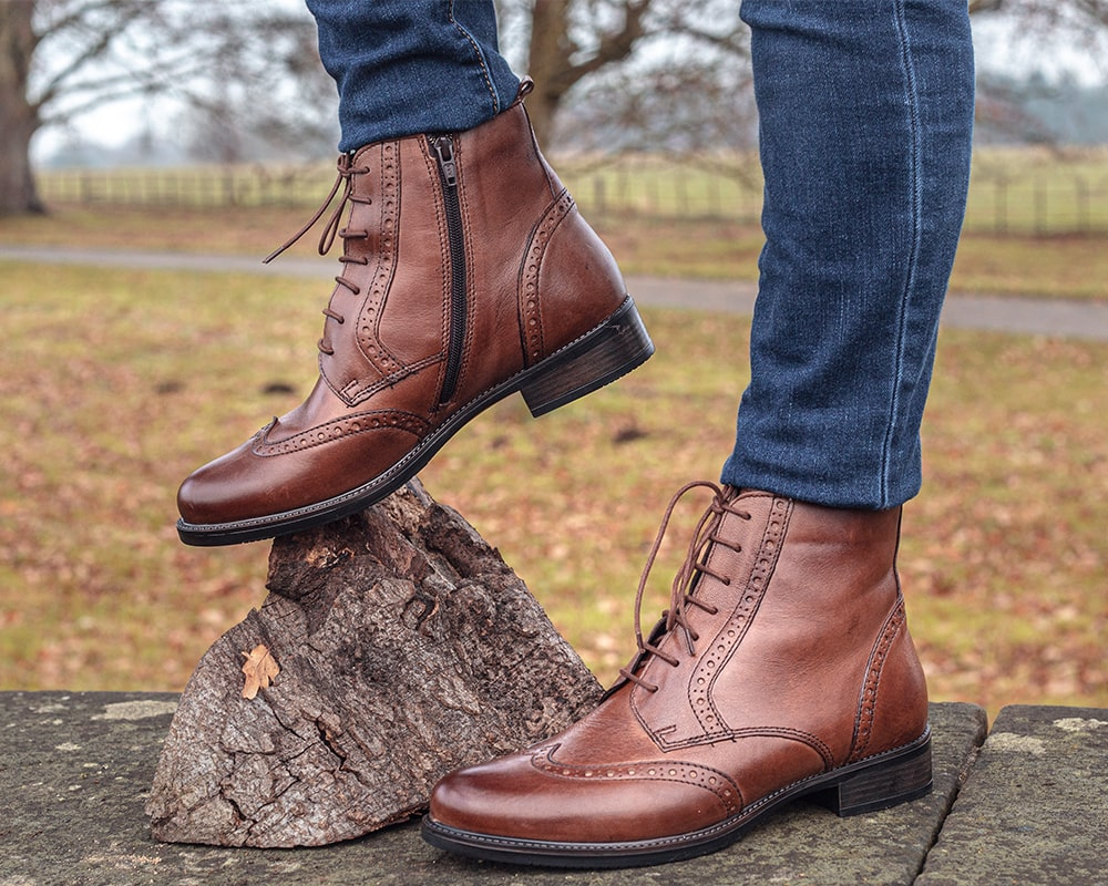 The Boots to Wear for Christmas Walks