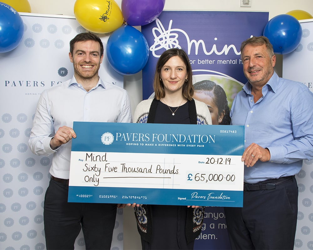 Meet Mind, Our Charity of the Year