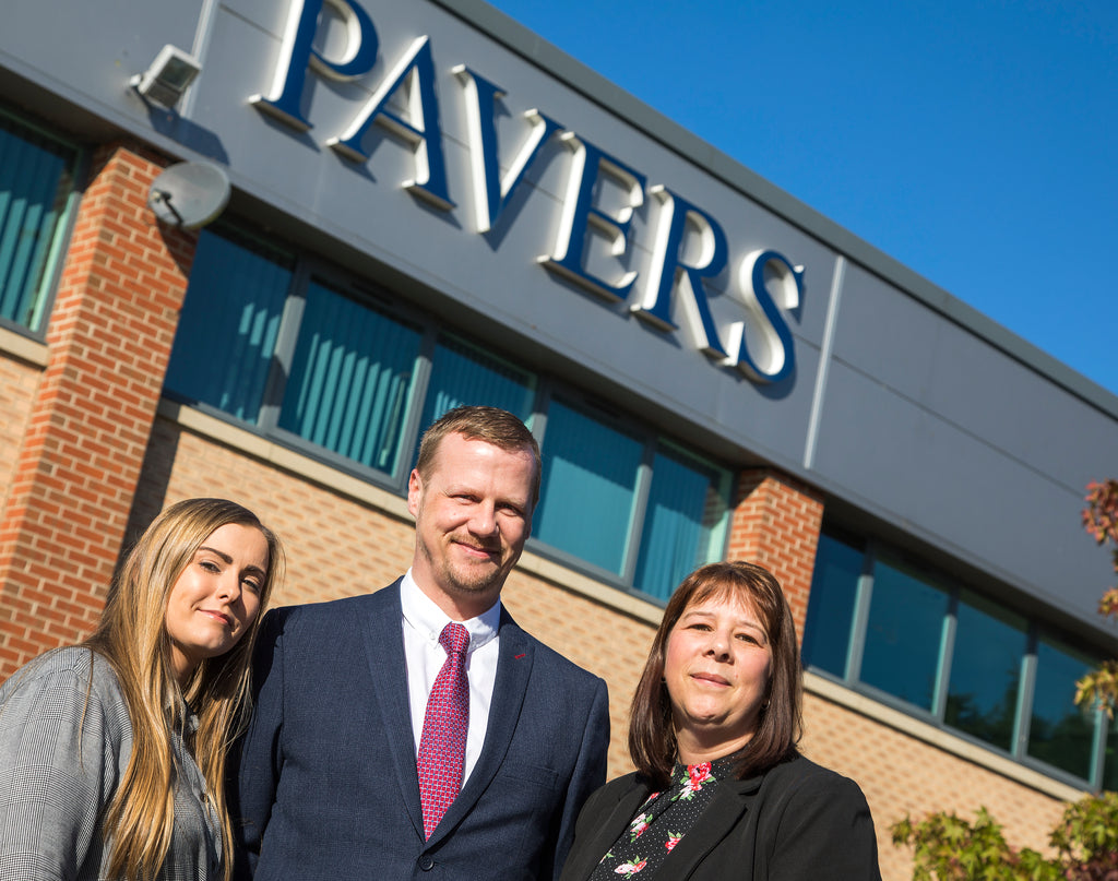 Pavers announces new area managers as company continues to grow