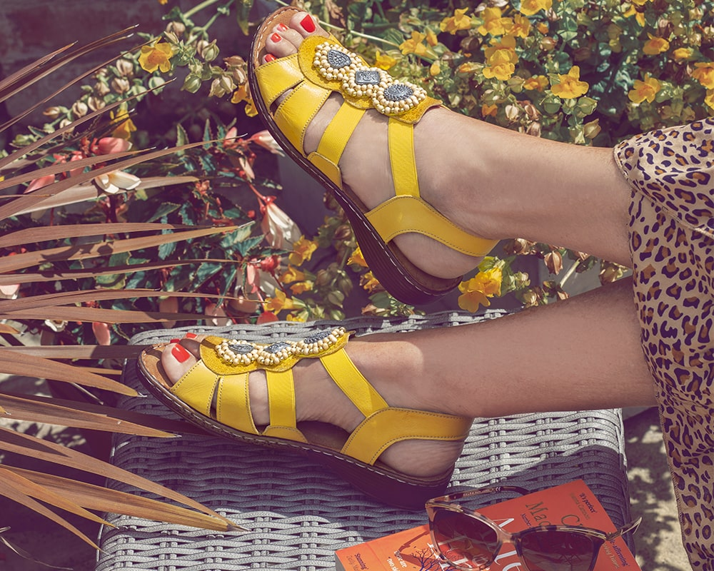 Our Favourite Summer Bright Shoes