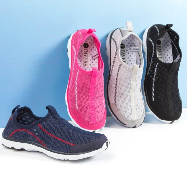 Let's Run With it! | Pavers Shoes