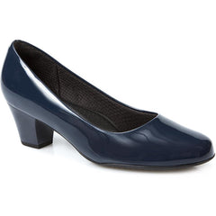 Classic everyday court shoe