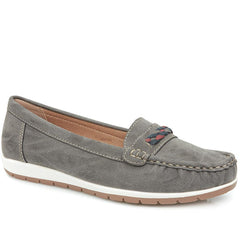 Ladies Boat Shoe