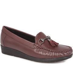 Classic Leather Moccasin