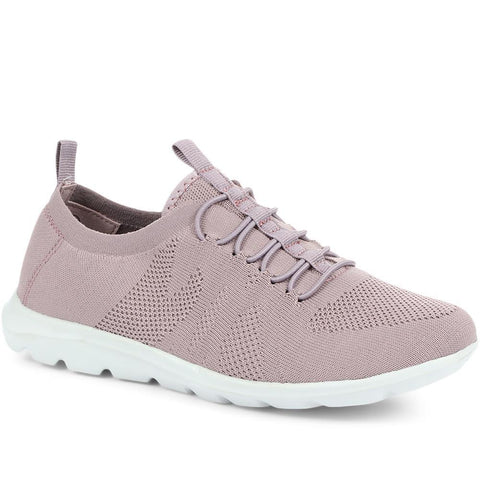 Lightweight Lace-Up Trainer