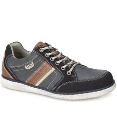 lace-up relife mens shoe