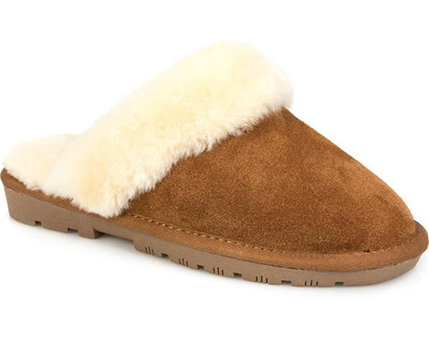 Sheepskin Slipper - DUO26006