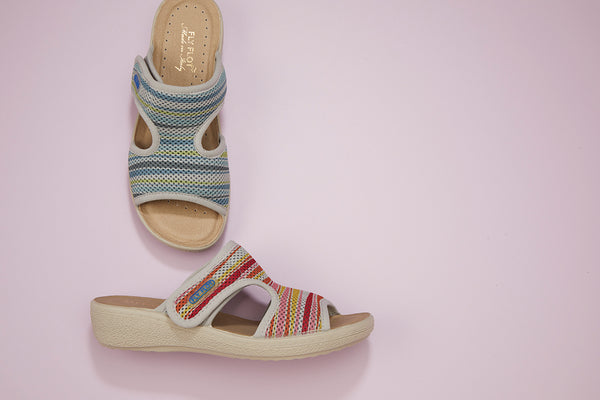 FLY29018 - Stripe Mule