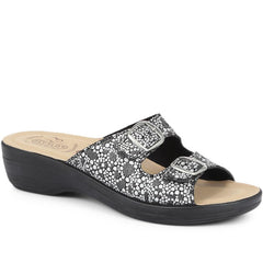 Casual mule sandals for women