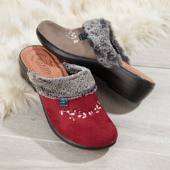 Ladies Slipper Mules