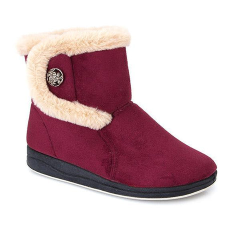 Slipper Boot - QINGD26006