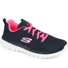 Skechers Trainers Lace-Ups
