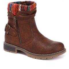 Tan Water Resistant Boots