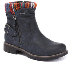 Water Resistant Ladies Ankle Boot
