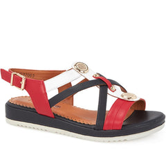 nautical sandal