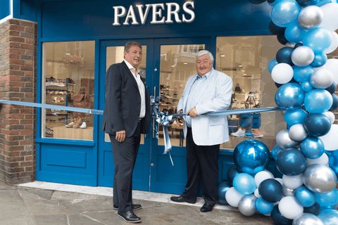 Managing Director Stuart Paver Opening Our Newest Store