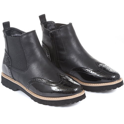 What is a Chelsea boot?