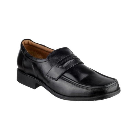 Manchester Leather Loafer - MANCHESTER / 11532