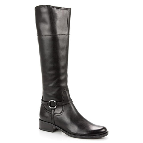 Leather Knee High Boot - CAPRI24058 / 308 744