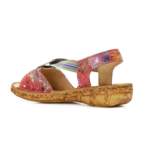 Leather Sandal - HSHAK1706 / 126 555
