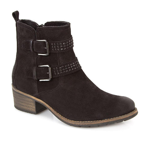 Double Strap Ankle Boot - BELRDSOF26003 / 310 609