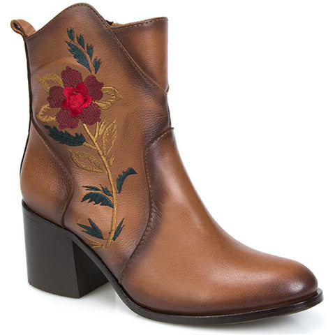Embroidered Cowboy Boot - BELFUND26001 / 311 336